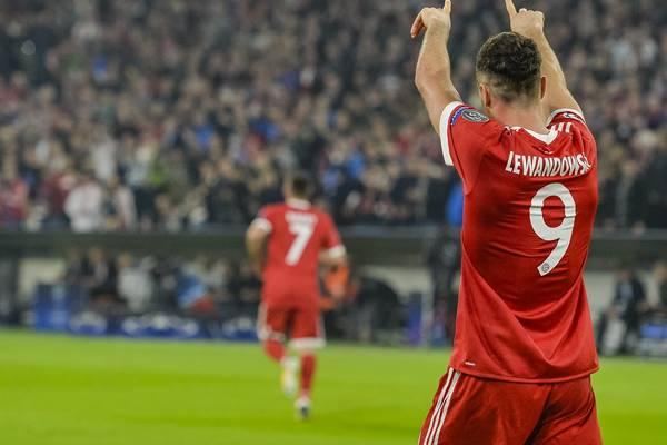 Wejście smoka w wykonaniu Lewandowskiego! Bayern wygrał w Hanowerze!