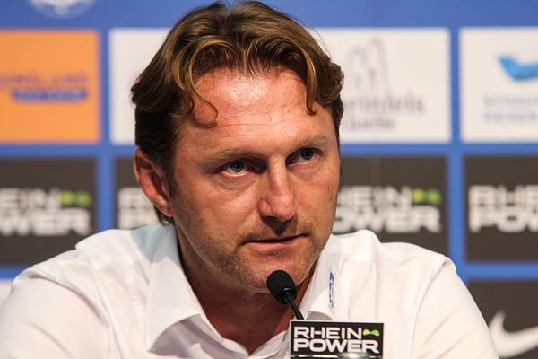 Trener Lipska: Jesteśmy zadowoleni z tego, co osiągnęliśmy w Lidze Mistrzów