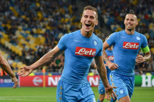 Milik strzela i asystuje w Pucharze Włoch! Jedenasty gol Polaka w sezonie [WIDEO]