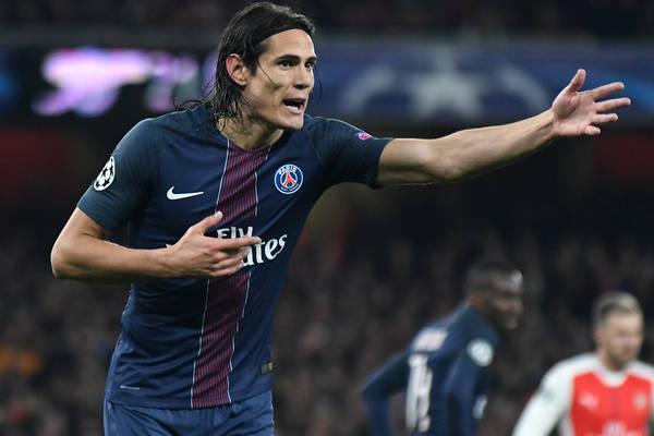 Cavani: Chciałbym zobaczyć, jak zespoły z Premier League radzą sobie w Ligue 1