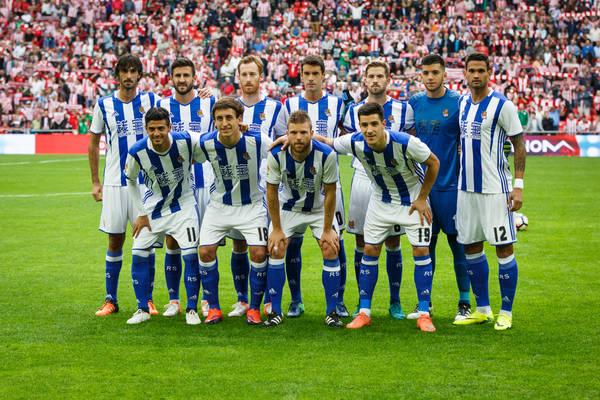 Remis Realu Sociedad w Katalonii