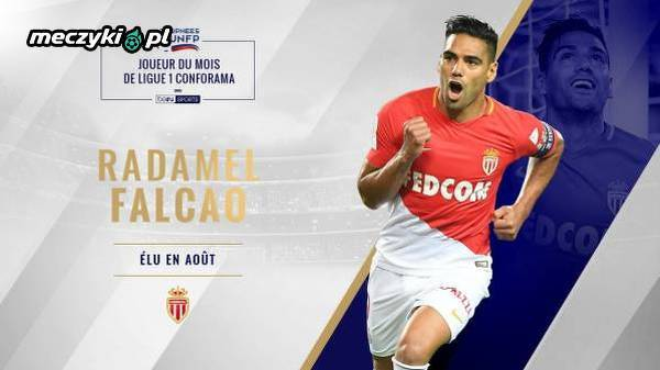Falcao wybrany na piłkarza sierpnia w Ligue 1