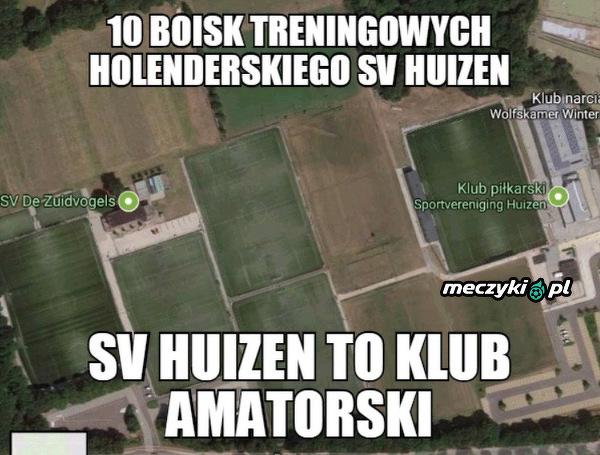 Amatorski klub w Holandii