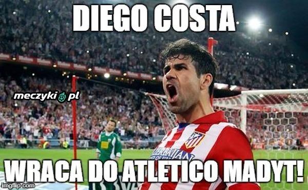 Wielki powrót do Atletico