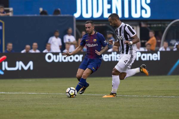 Hiszpańskie media: Napastnik Barcelony może odejść do Serie A. Rok temu zapłacili za niego 30 mln euro