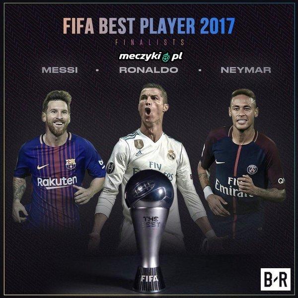Nominacje do nagrody FIFA Best Player