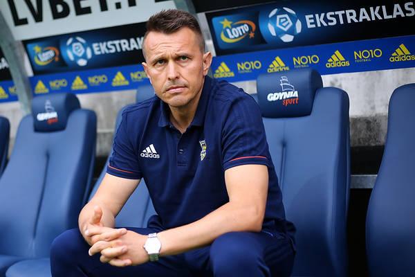 Leszek Ojrzyński odejdzie z Arki Gdynia