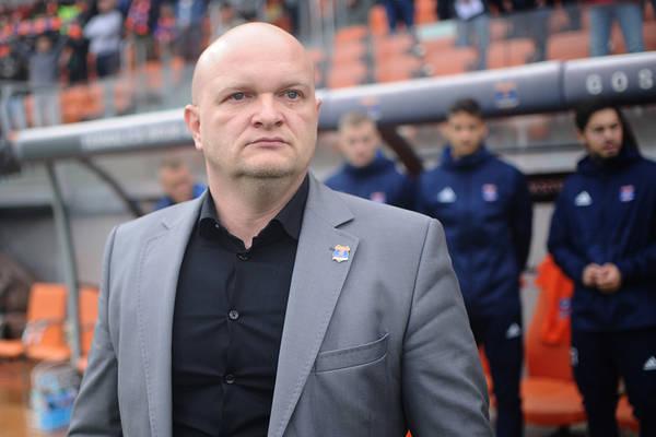 Maciej Bartoszek został trenerem Chojniczanki