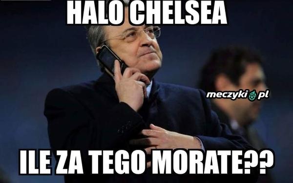 Perez już ogarnia transfer