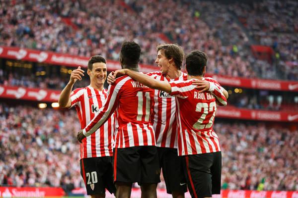 Athletic Bilbao zakończył passę Sevilli