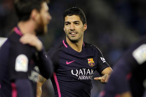 Derby Katalonii dla Barcelony. Przebudzenie Luisa Suareza [VIDEO]