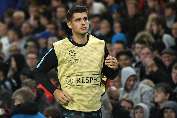 Morata trafi do Włoch, ale nie do Juventusu? Inny klub powalczy o Hiszpana