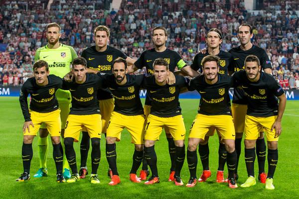 La Liga: Skromne zwycięstwo Atletico Madryt