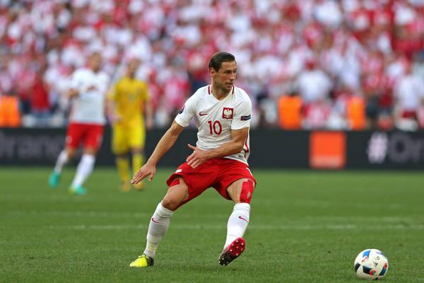 Grzegorz Krychowiak doceniony. Polak został uznany piłkarzem meczu!