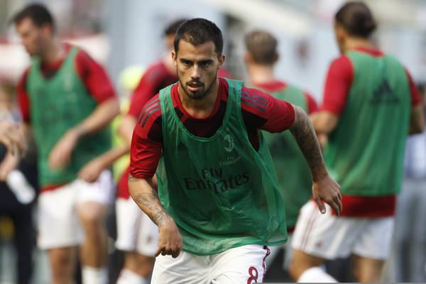 Roma zainteresowana piłkarzem Milanu