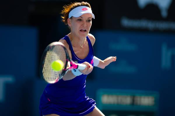 Radwańska przegrała z kontuzją. Nie zagra w Roland Garros