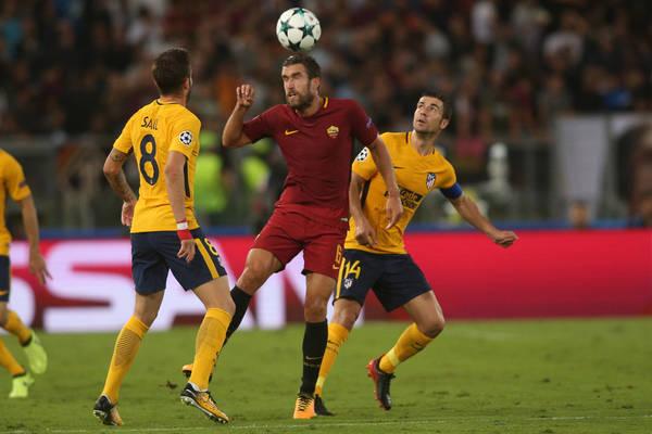 Włoskie media: AS Roma bez Strootmana przeciwko SSC Napoli