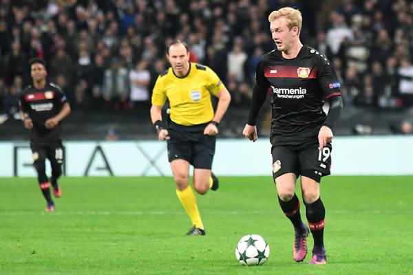 """Brandt zostanie w Leverkusen? """"On ma tutaj jeszcze coś do zrobienia"""""""