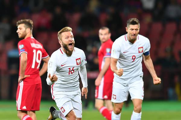 Jutro losowanie Ligi Narodów. Reprezentacja Polski może zagrać z potęgami