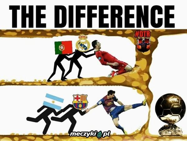 Taka jest różnica.