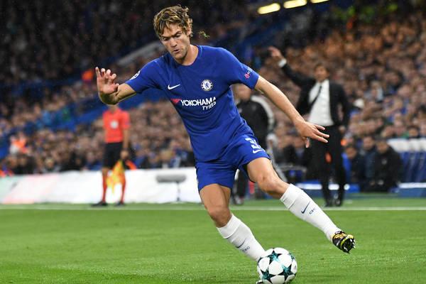 Sekrety szatni Chelsea. Największy śmieszek i najcichsza osoba według Marcosa Alonso