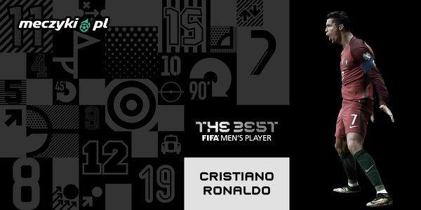 Nie mogło być inaczej! Ronaldo piłkarzem roku!