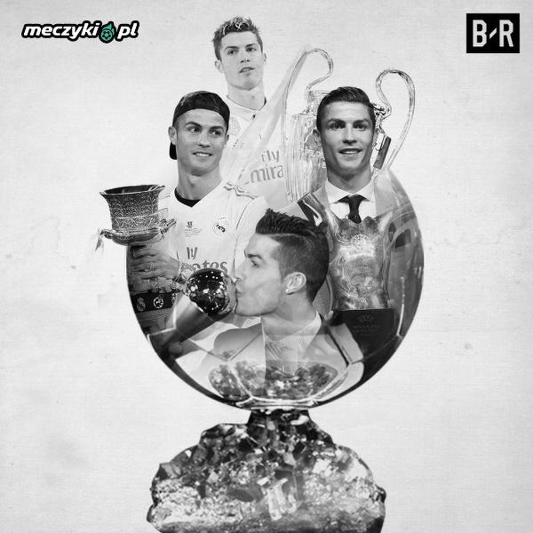 2017 rok należał w 100% do Cristiano Ronaldo!