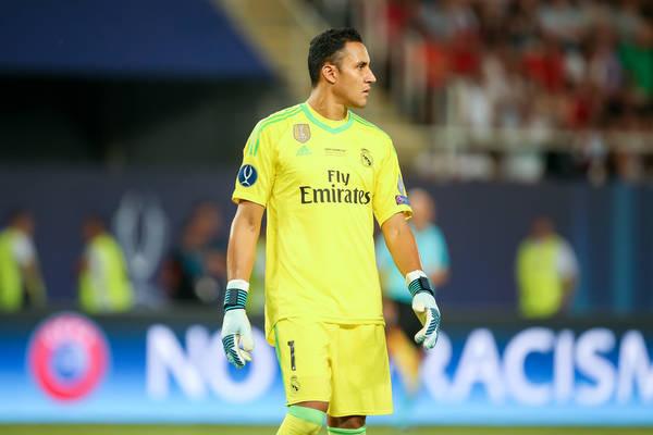 Keylor Navas nie chce opuszczać Realu Madryt