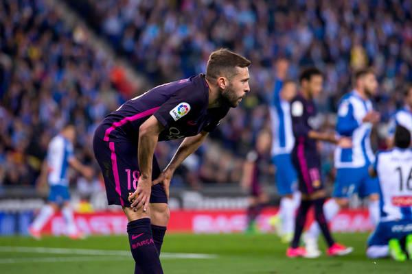 Jordi Alba ostrzega: Chelsea jest groźna w kontratakach