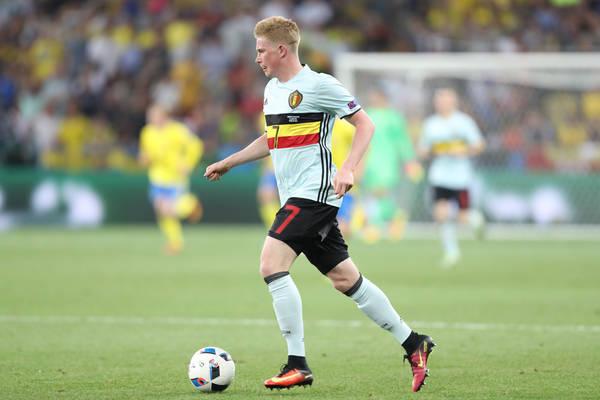 """De Bruyne krytykuje trenera Belgii. """"Musimy zmienić taktykę"""""""