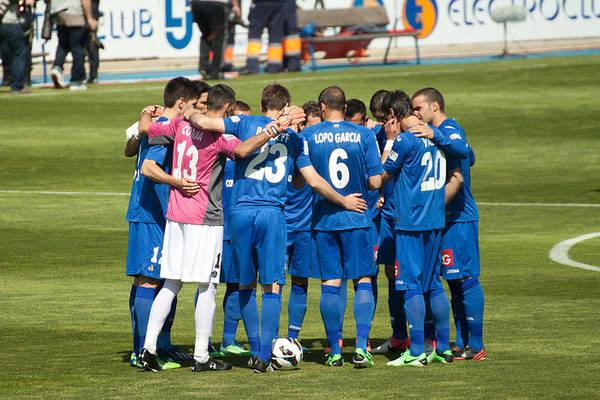 Primera Division: Siódma wygrana Getafe
