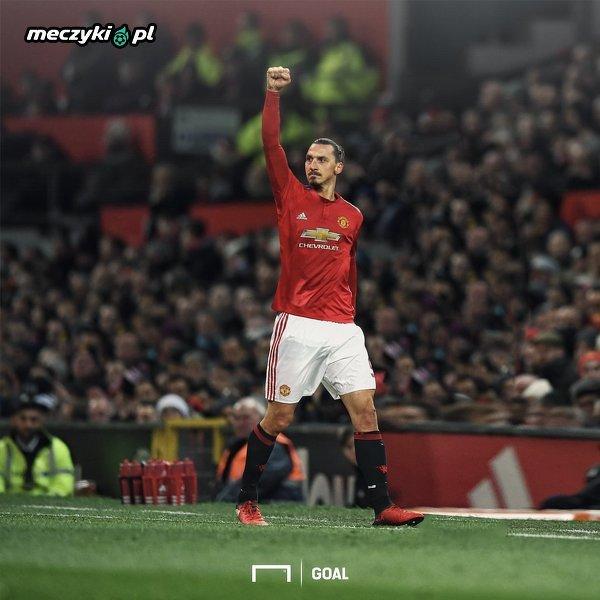 Zlatan wrócił na boisko!