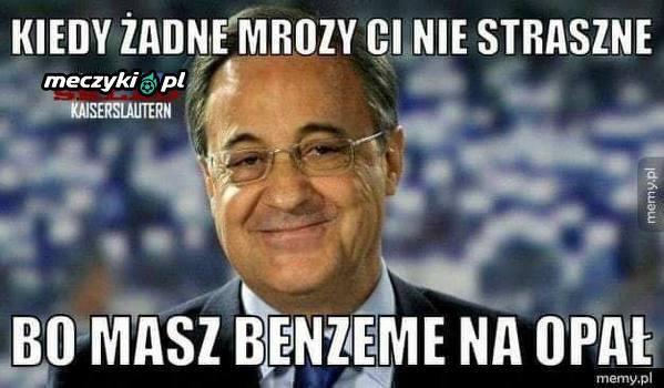 Perez się nie boi