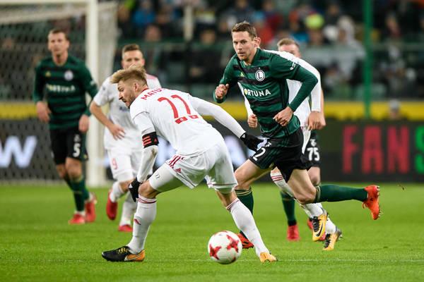 Legia pokonała Górnik po dobrym widowisku, którego czasami... nie było widać. Zwycięski gol Hamalainena [VIDEO]