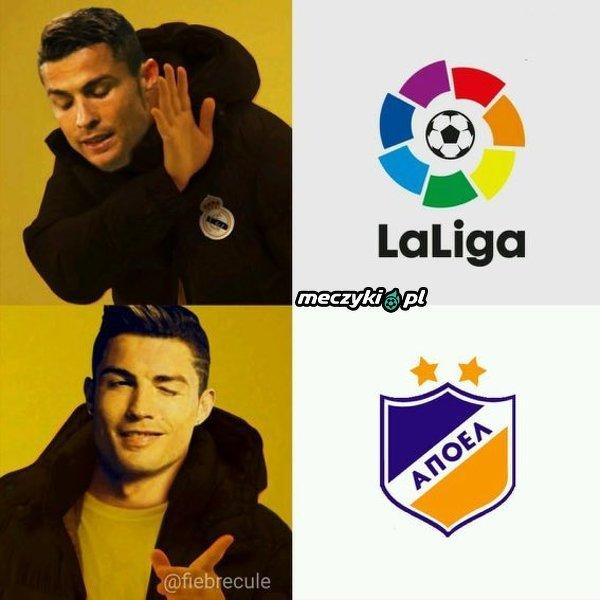 Ronaldo ma swoje priorytety