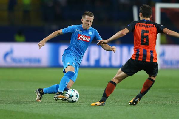 Włosi chwalą Zielińskiego: Był najbardziej niebezpiecznym piłkarzem Napoli. Dzięki niemu nikt nie zauważył braku Insigne