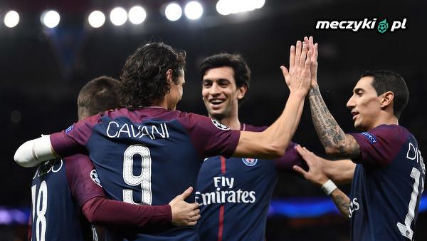 PSG pobiło rekord ilości zdobytych bramek w fazie grupowej Ligi Mistrzów - 24