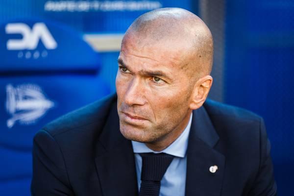 """Zidane wyraził podziw dla Neymara. """"To piłkarz, którego wszyscy kochają"""""""