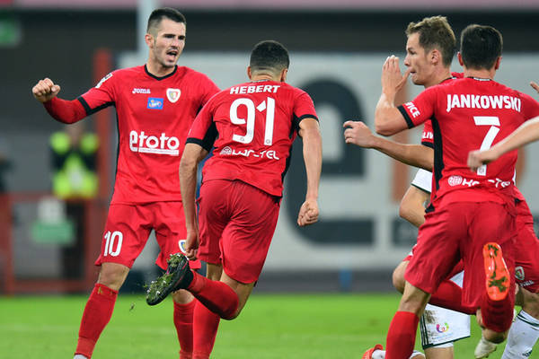 Hebert zamienił Piasta Gliwice na JEF United Chiba