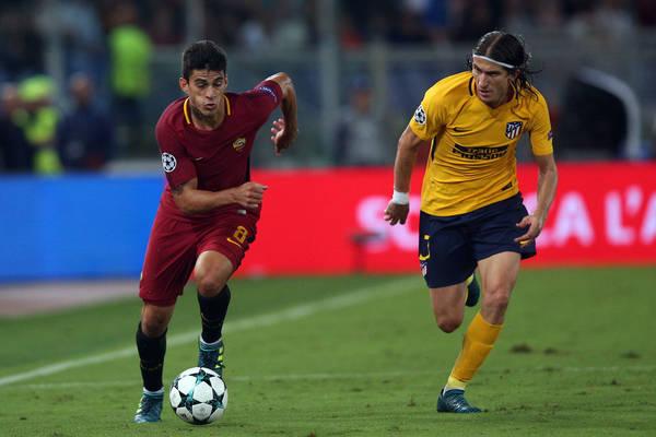 Perotti przedłużył kontrakt z Romą
