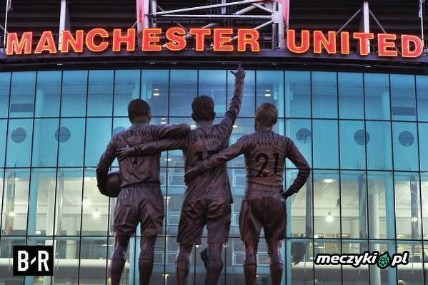 Old Trafford zdobyte