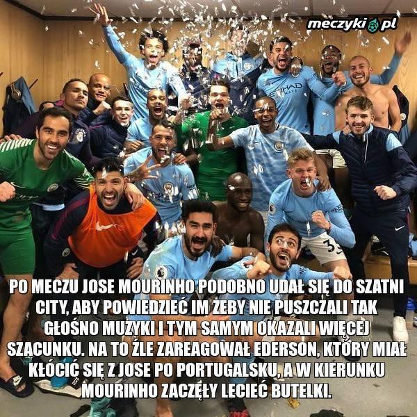 Cały Mourinho