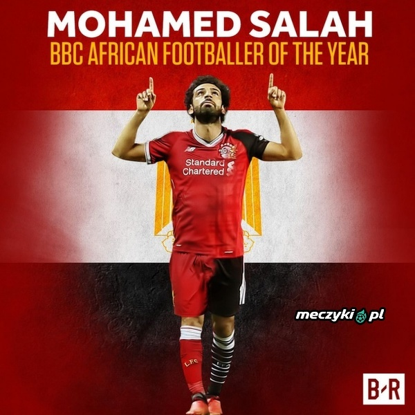 Najlepszy piłkarz roku w Afryce