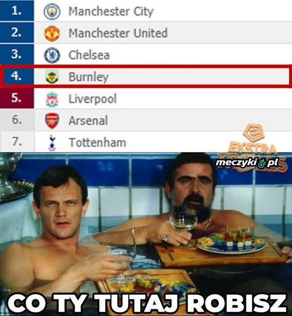 Tymczasem w Premier League