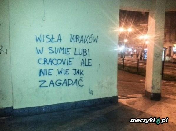 Trudne sprawy w Krakowie