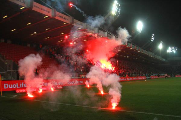 Cracovia ukarana za burdy. Najwyższa kara w historii Ekstraklasy