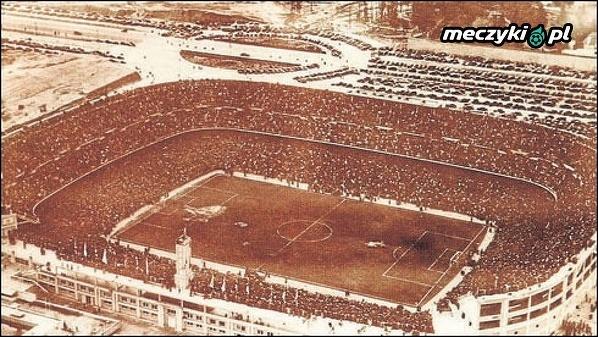 Estadio Santiago Bernabeu obchodzi dziś 70. rocznice powstania