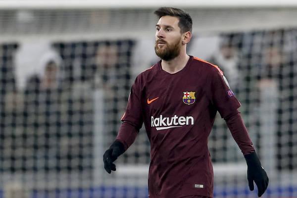 Puchar Króla: Espanyol lepszy w derbach Barcelony, Messi zmarnował rzut karny [VIDEO]