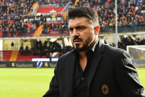 Włoskie media: Gattuso najsłabiej opłacanym trenerem w Serie A