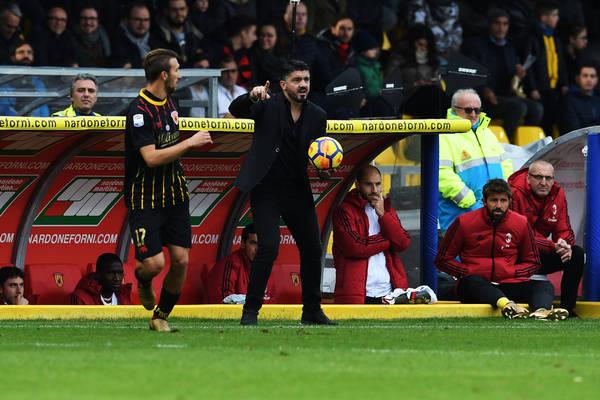 Gattuso: Przerwa dobrze nam zrobiła, mój zespół jest w dobrej formie